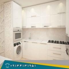 کابینت آشپزخانه های گلاس اصفهان