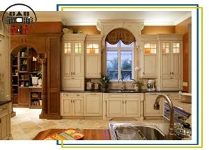 هزینه ساخت و نصب کابینت آشپزخانه
