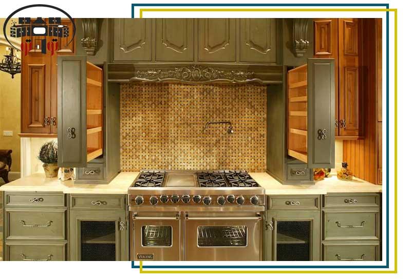هزینه ساخت کابینت آشپزخانه