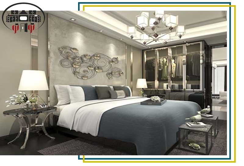 طراحی انواع سقف کاذب اتاق