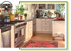 کابینت آشپزخانه سنتی ایرانی