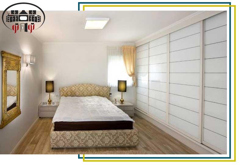 استفاده از درب های کشویی برای کمد دیواری