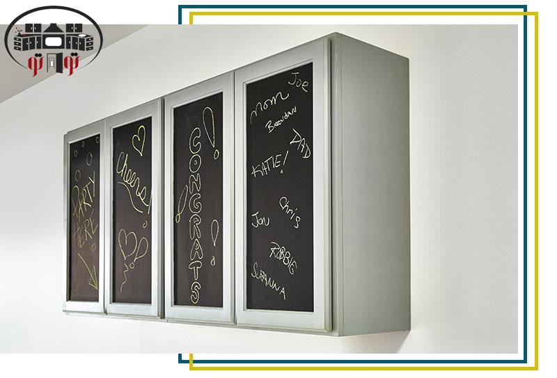 طراحی کابینتی برای پیام ها